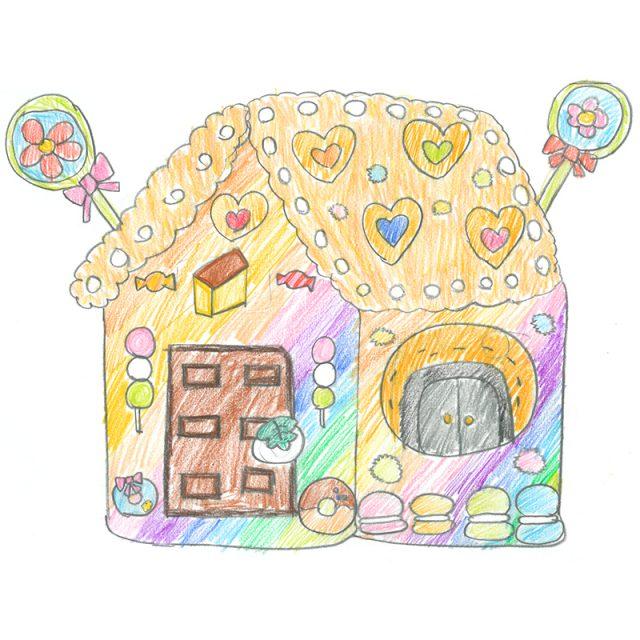 🏆第4回『夢のお菓子 お絵描きコンテスト』結果発表 🏆