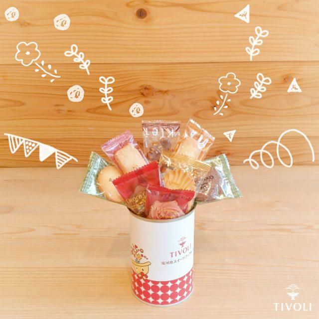 \お菓子の缶づめ作り体験🍪/